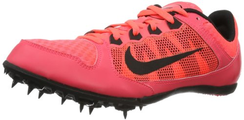 Nike Zoom Rivaliserend Md 7 Unisex Track Spike Rood / Zwart