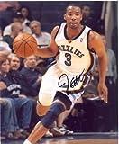 Javaris Crittenton Memphis Grizzlies Signed 8x10 Photo - Autographed NBA Photos