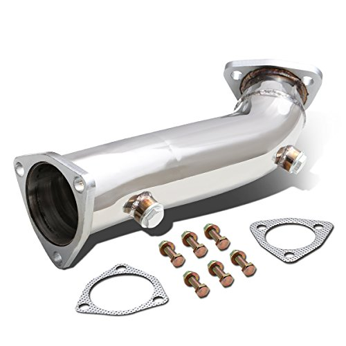 (Audi A4/Volkswagen Passat Turbo Stainless Steel Exhaust Pipe - B5 B6)