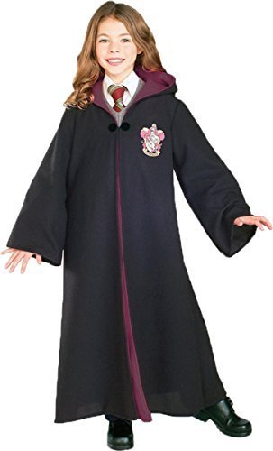 [Kids Deluxe Gryffindor Robe (Lg)] (Harry Potter Costumes Robe)
