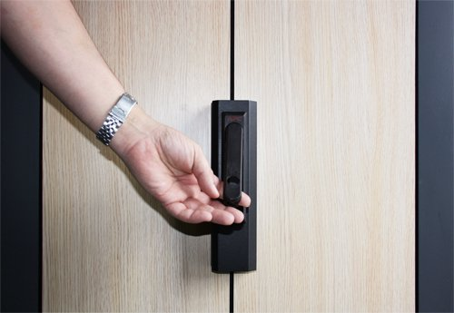APC NetShelter CX High Security Handle Adaptor Kit AR4602 by APC SCHNEIDER ELECT IT DIRECT SHIP (Image #4)