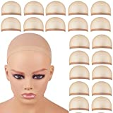 20 Pieces Wig Caps, Wig Caps for Women Lace Front