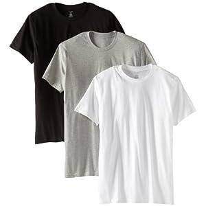 Best Epic Trends 41ZtNkPpVSL._SS300_ Calvin Klein Men's 3-Pack Classic Crew Neck T-Shirt