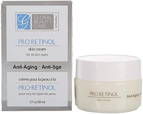 Global Beauty Care Pro Retinal Skin Cream Anti Aging 1 7 Ounce By Global Beauty Care Premium Amazon Com Mx Salud Y Cuidado Personal