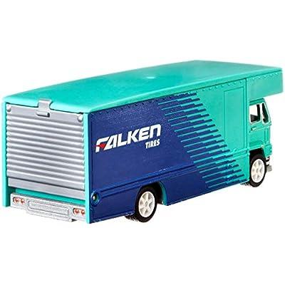 Hot Wheels Team Transport Fleet Flyer: Toys & Games