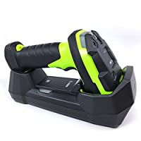 Zebra DS3678-DP (Direct Part Marking) Ultra-Rugged Cordless DPM 2D/1D Barcode Scanner/Linear Imager Kit (DPM, 1D, 2D, PDF417, and QR Code), Bluetooth, FIPS, Includes Cradle, Power Supply and USB Cable