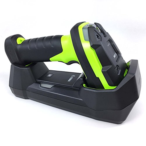 Zebra DS3678-DP (Direct Part Marking) Ultra-Rugged Cordless DPM 2D/1D Barcode Scanner/Linear Imager Kit (DPM, 1D, 2D, PDF417, and QR Code), Bluetooth, FIPS, Includes Cradle, Power Supply and USB Cable Curve Usb Cradle