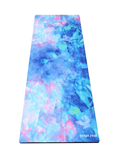 Blue Opal Yoga Mat