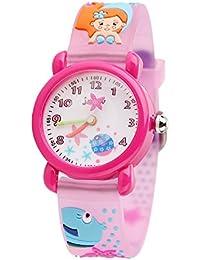 Kids Watch,Water resistant Digital watch Quartz Analog...
