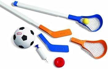 Easy Score Soccer Hockey Lacrosse Set