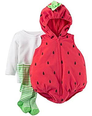Strawberry Costume (Baby)