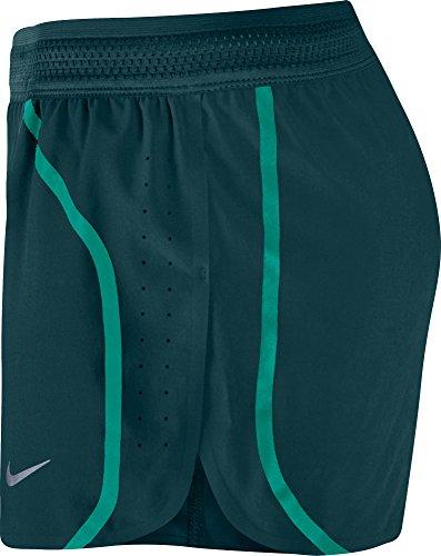 Nike Kvinnor Aeroswift 2 Körs Shorts Midnatt Turkos