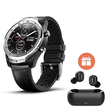 Hombres Reloj inteligente NFC Google Pay Incorporado ...