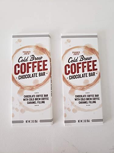 Cold Brew Coffee Chocolate Bar by Trader Joe