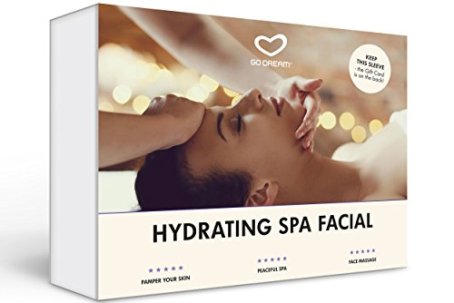 Hydrating Spa Facial & Massage in New York Experience Gift Card NYC - GO DREAM - Sent in a Gift ()
