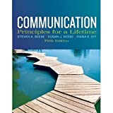 Communication : Principles for a Lifetime, Beebe, Steven A. and Beebe, Susan J., 0205248721