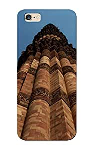 Durable Case For The Iphone 6 Plus - Eco-friendly Retail Packaging(monument Qutab Minar )