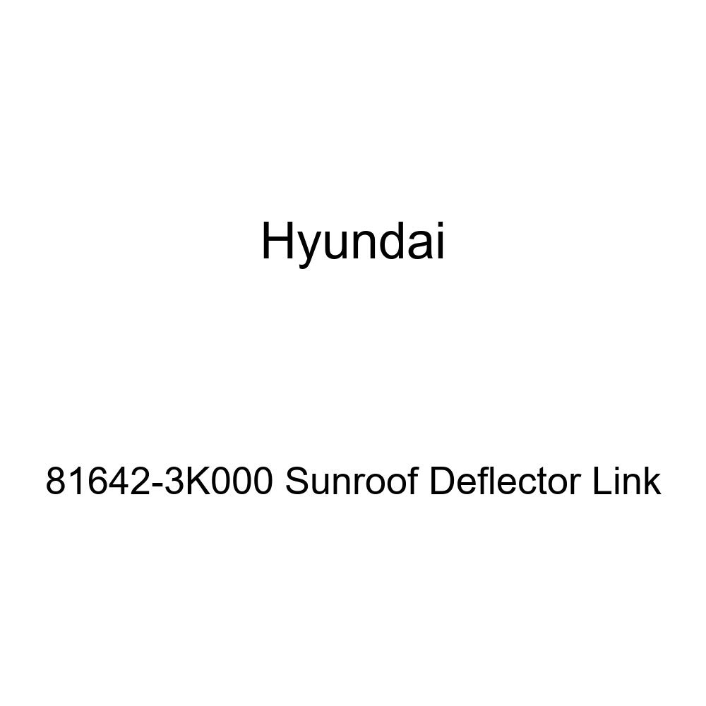 Genuine Hyundai 81642-3K000 Sunroof Deflector Link