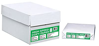 "High Speed 851031HS Multi-Purpose Copy Paper, 3-Hole, Letter"" Size, 8-1/2"" x 11"" Size, White"