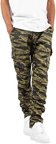 CARGO DRAWCORD PANTS TIGER CAMO (LS:PANTS)(COLOR:T.CA) ボトムス ロングパンツ ジーンズ ストレッチカーゴ タイガーカモ 国内正規品