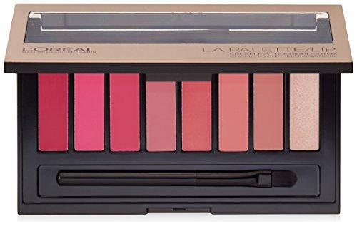 L'Oreal Paris Colour Riche La Palette Lip, Pink 0.14 oz (Best Office Wear Lipstick For Indian Skin)