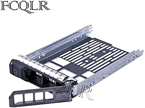 "Dell F238F 3.5/"" SAS SATA Tray Caddy G302D 0X968D R720 R710 R520 R510 R420 R410"