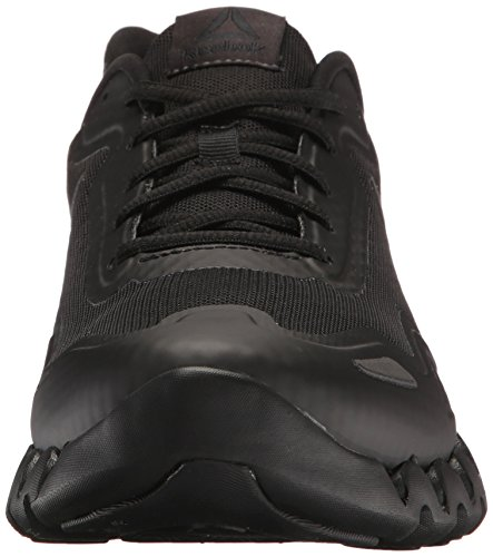 Zigpulse black Shoe Running Men's Black Reebok qCF7Yn