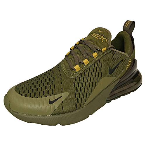 olive 301 Fitness Scarpe olive Nike Max 270 Canvas Uomo Air Multicolore black Da Canvas awqOFPAq