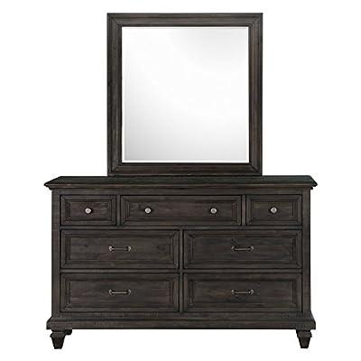 Magnussen Calistoga 7 Drawer Dresser