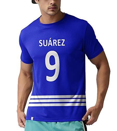 reputable site eb625 91b60 Tee Mafia Unisex Designer Barcelona Suarez T-Shirts ...
