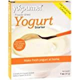 Yogourmet Freeze Dried Yogurt Starter, 1 ounce box