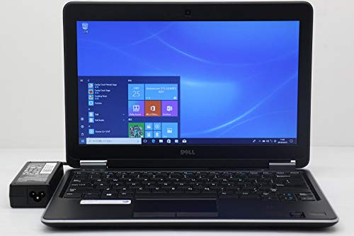 【中古】 DELL Latitude E7240 Core i7 4600U 2.1GHz/8GB/256GB(SSD)/12.5W/FWXGA(1366x768)/Win10   B07R8CLMR1
