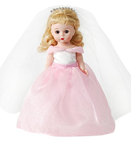 "Madame Alexander Fairy Tale Bride Sleeping Beauty Doll, 8"""