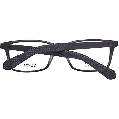de Guess lunettes Femme Noir Monture noir Small wr88qv5AnW