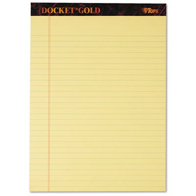 Tops Notepad, Legal Ruled, 50 Sheets, 8-1/2