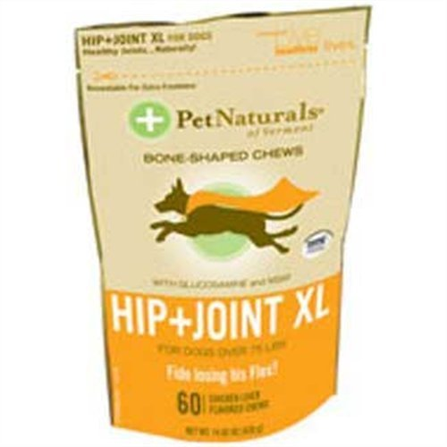 Pet Naturals of Vermont Hip & Joint for XLarge Dogs 6 Bags