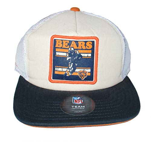 wholesale dealer c7ae4 086c3 ... ebay chicago bears flat brim hats. sale price 14.99. store amazon.  chicago bears