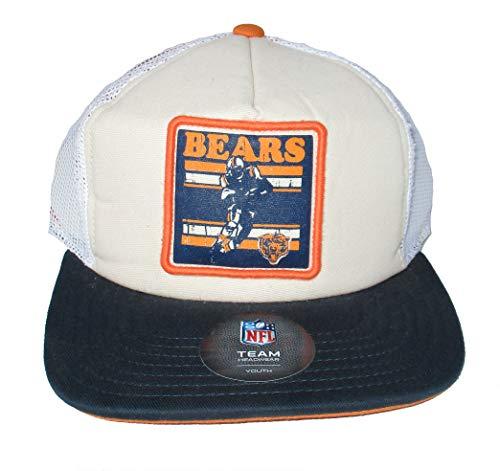 wholesale dealer f5765 6c5ac ... ebay chicago bears flat brim hats. sale price 14.99. store amazon.  chicago bears
