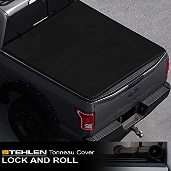 Amazon Com Stehlen 714937188785 Lock And Roll Up Tonneau Cover