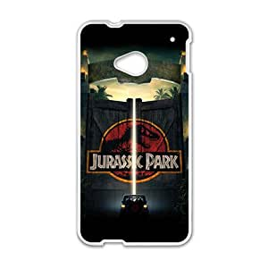Happy Jurassic park Phone Case for HTC One M7