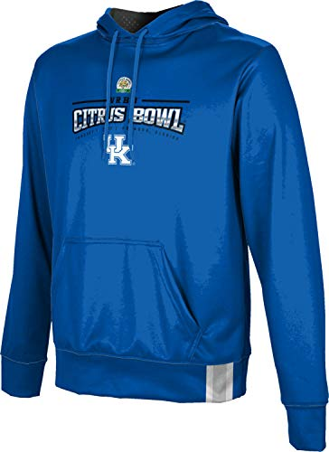 Citrus Bowl - University of Kentucky Men's Pullover Hoodie, School Spirit Sweatshirt (Solid) FF2A
