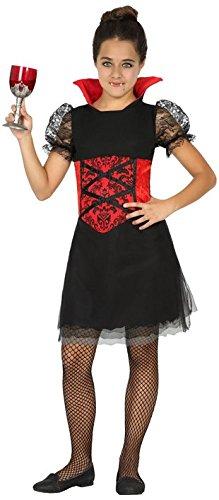 Atosa-18183 Disfraz Vampiresa, Color Rojo, 7 a 9 años (18183 ...