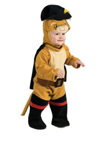 Puss In Boots Costume For Toddlers (Shrek the Third Puss 'n Boots Costume)