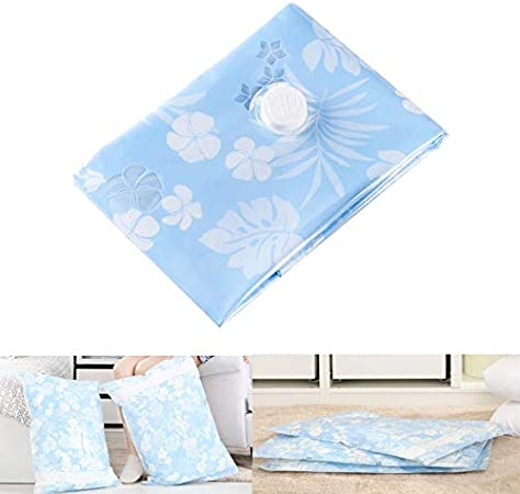 Multifunctional meet different needs. Space Saving Orchids Pattern Handscrolls Storage Bag, Size: 40 * 60 cm,Suitable for quilts, pillows, sweaters, jackets and other seasonal clothing.
