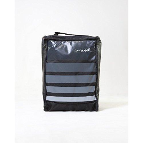 Travis Mathew Black Shoe Bag Cooler Pouch New!
