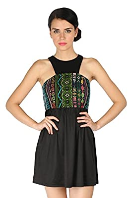 Aaliya Women's Jersy Jacquard Jacquard Dress