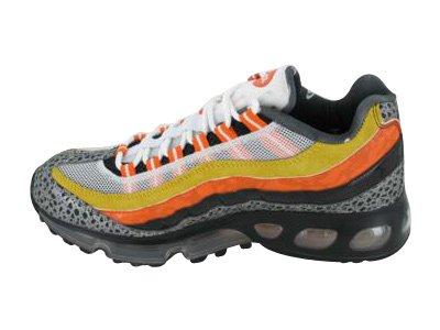 best website 1942d 59fc7 Amazon.com  Nike Air Max 95 360 Halloween Edition 2007  US Mens Size 8   Shoes