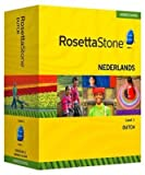 Rosetta Stone Dutch Level 1 with Audio Companion Homeschool Edition, Version 3