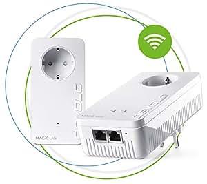 ... Adaptadores de comunicación por línea eléctrica