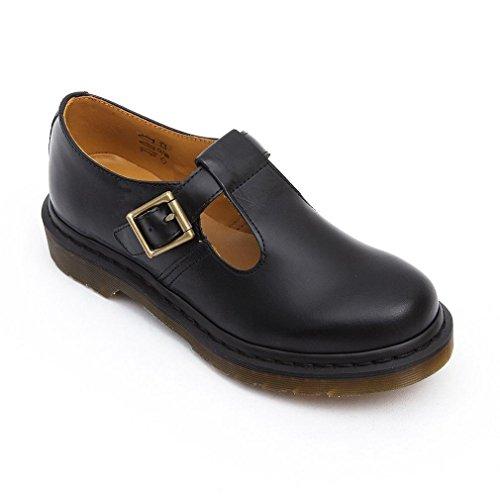 T Polley Dr Schwarz Bar Martens Damen Schuhe B1qf4